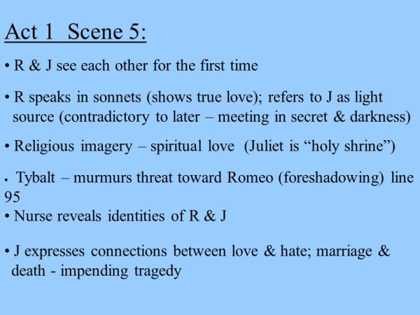 Romeo & Juliet Notes. - ppt download