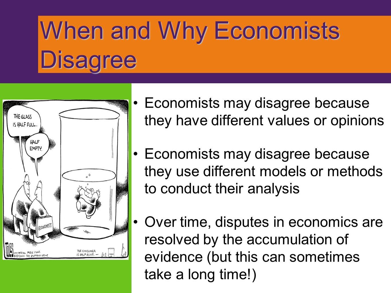 Module The Study Of Economics