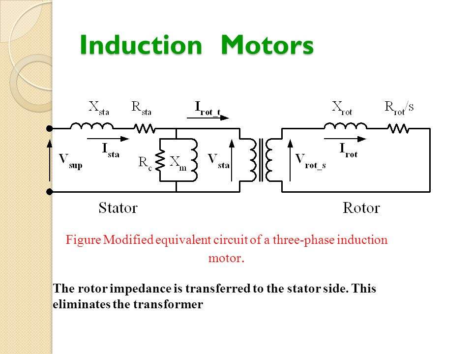 3 Phase Induction Motor Circuit Diagram Efcaviation Com
