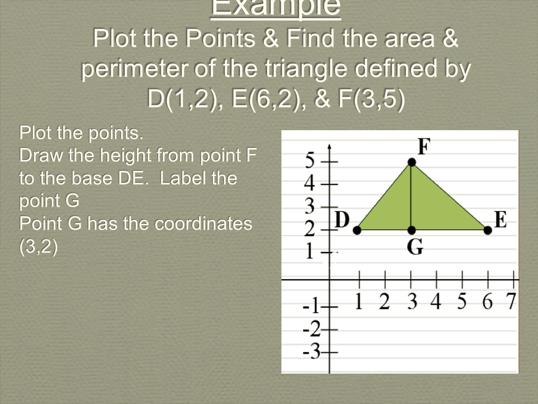 1 7 Perimeter Circumference Amp Area