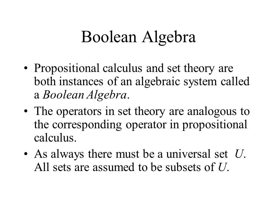 Venn Diagram Boolean Operators