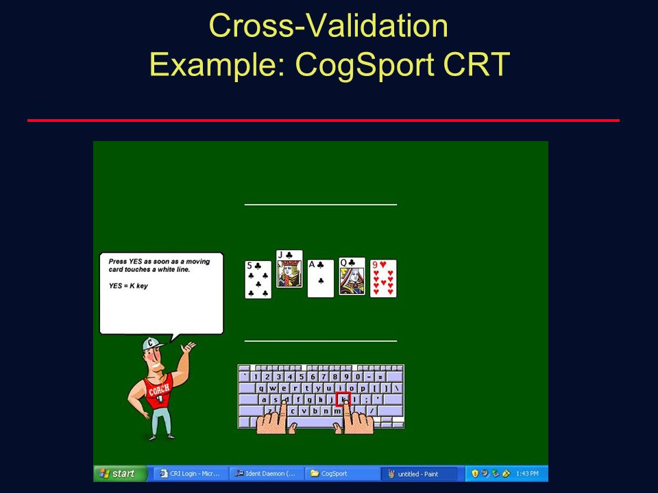 Image result for cogsport concussion test