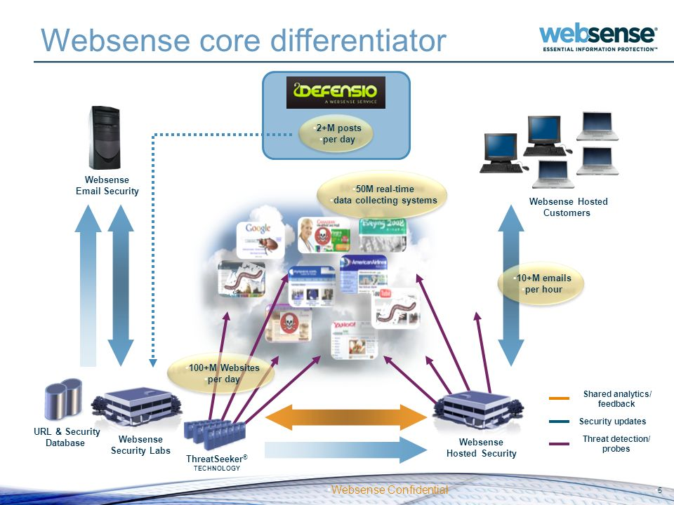 Websense Web Security 80 Requirements