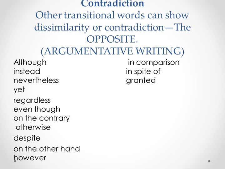 good transition words for an argumentative essay Transitional words/expressions to use in writing to show words/expressions  to use similarity also, in the same way, just as, likewise,.