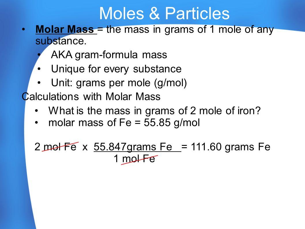 Worksheet Moles Molecules And Grams Worksheet Worksheet