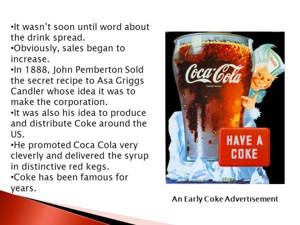 The Coca Cola TNC. - ppt video online download