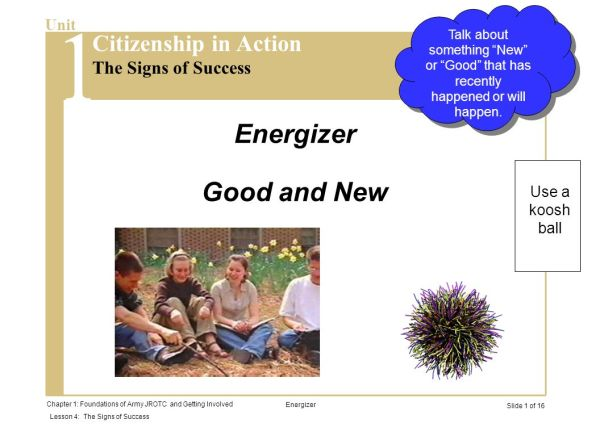 Energizer Good and New Use a koosh ball - ppt video online ...