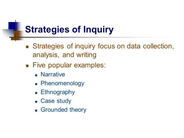 Chapter Nine: Qualitative Procedures - ppt video online ...