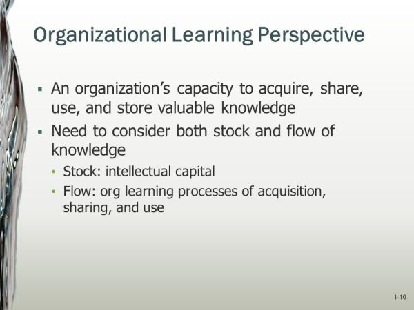 Introduction to the Field of Organizational Behavior - ppt ...
