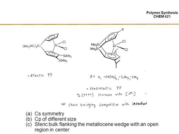 Soluble Metallocene Cataysts Polyethylene - ppt download