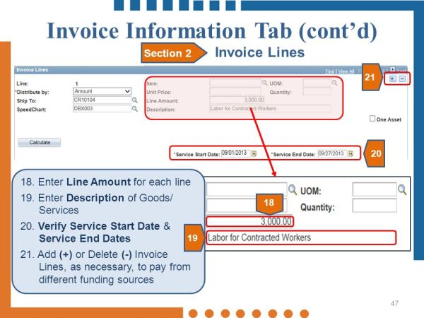 Processing Non-Purchase Order Vouchers - ppt download