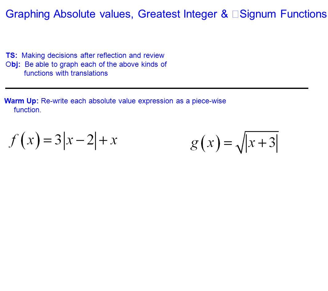 Worksheet Greatest Integer Function Worksheet Grass Fedjp Worksheet Study Site
