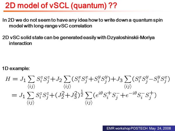Vector spin chirality in classical & quantum spin systems ...