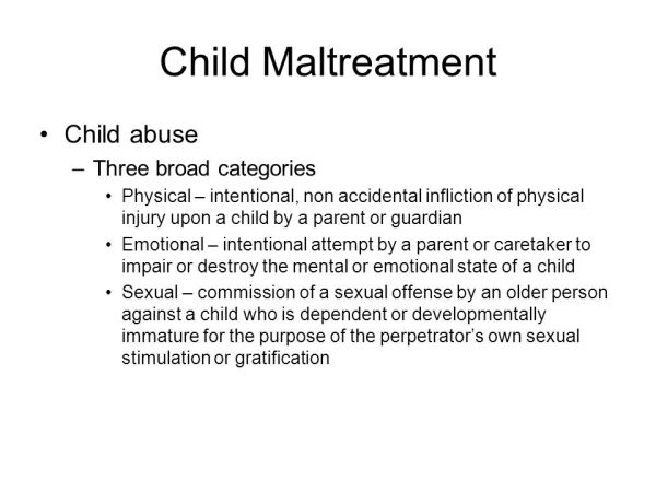 Care of the Child with a Mental or Cognitive Disorder ...