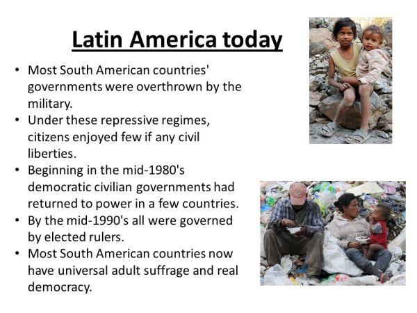 Latin American Dictators - ppt download
