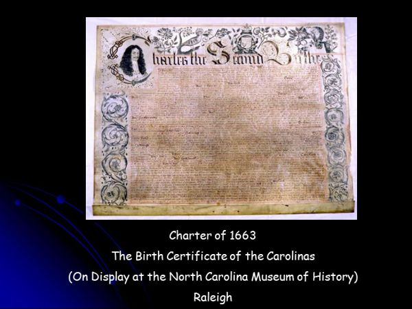 A Southern Proprietary Colony ( ) - ppt video online download