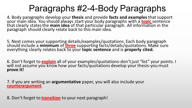 Paragraph #23-Introduction - ppt download