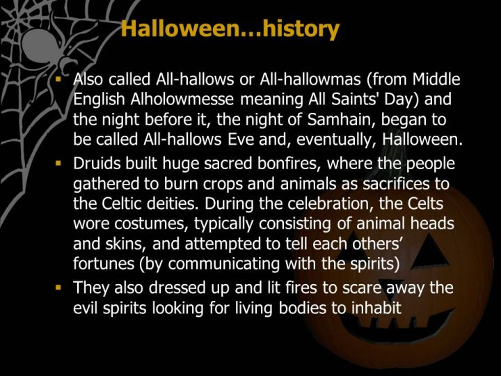 truth about halloween history wallsviews co