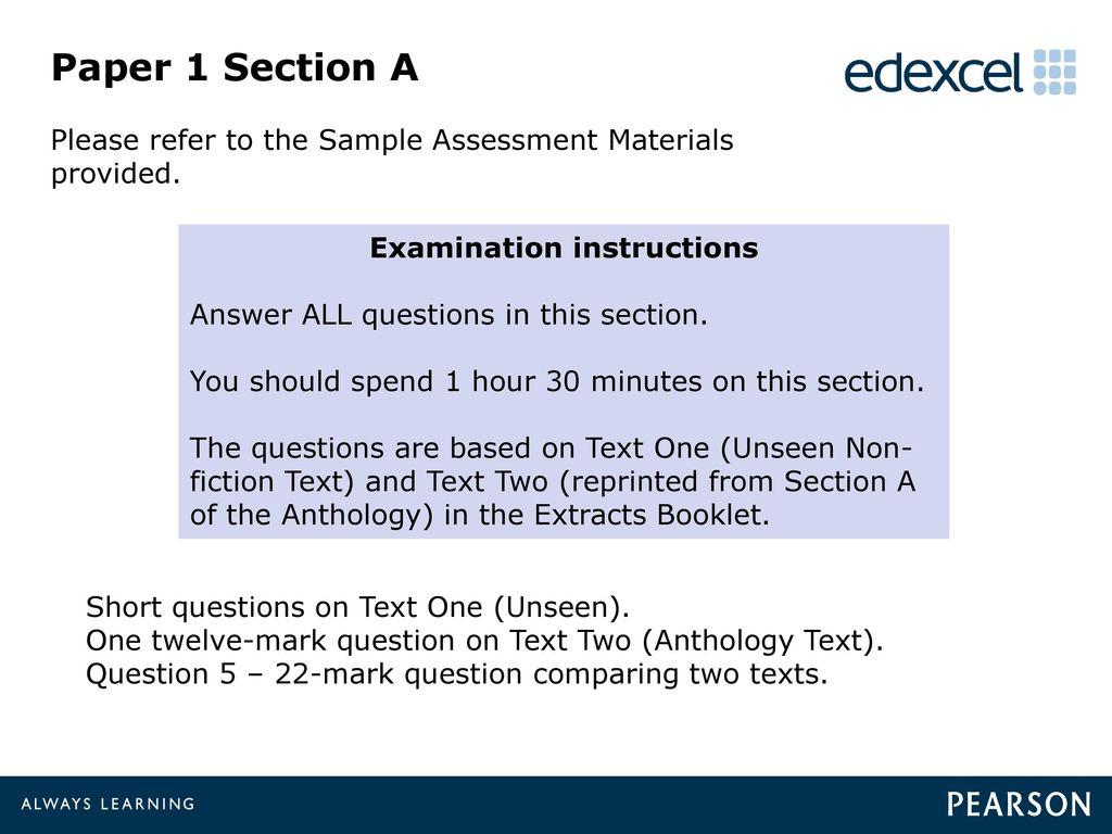 Pearson Edexcel International Gcse