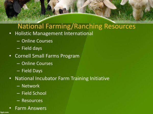production cornell small farms program - HD1024×768