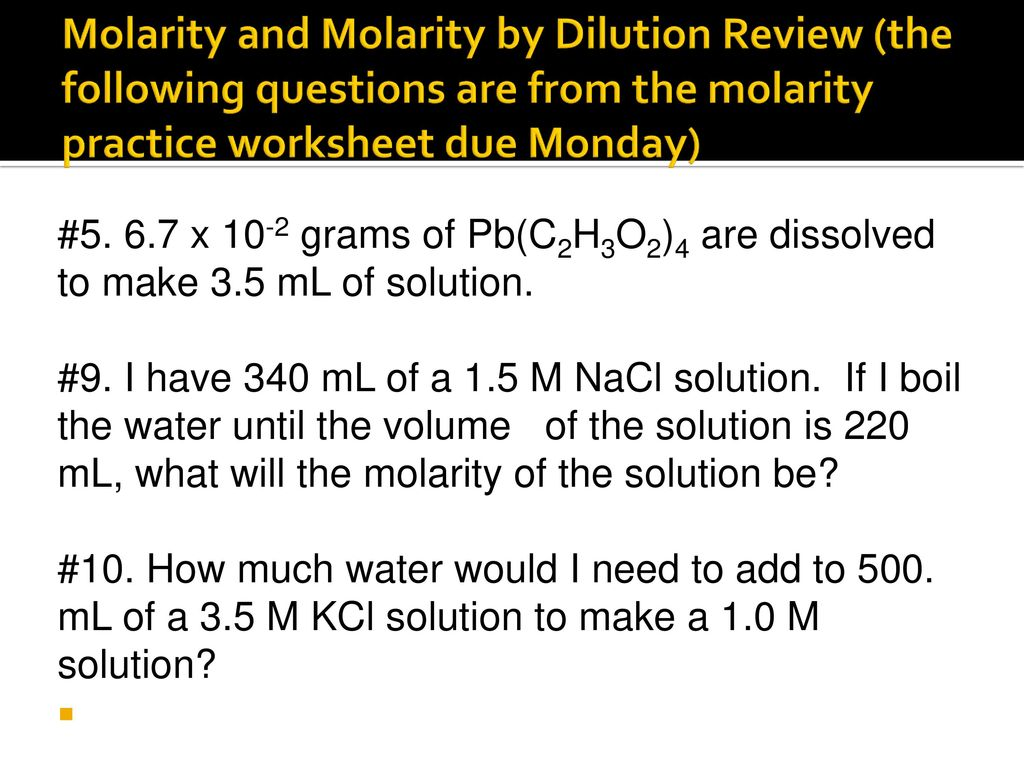 Pre Ap 4 25 Turn In The Solution Poster You Were Given Yesterday
