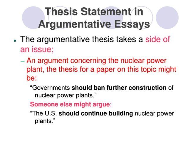 Argumentative Essays Communication Skills Center. - ppt download