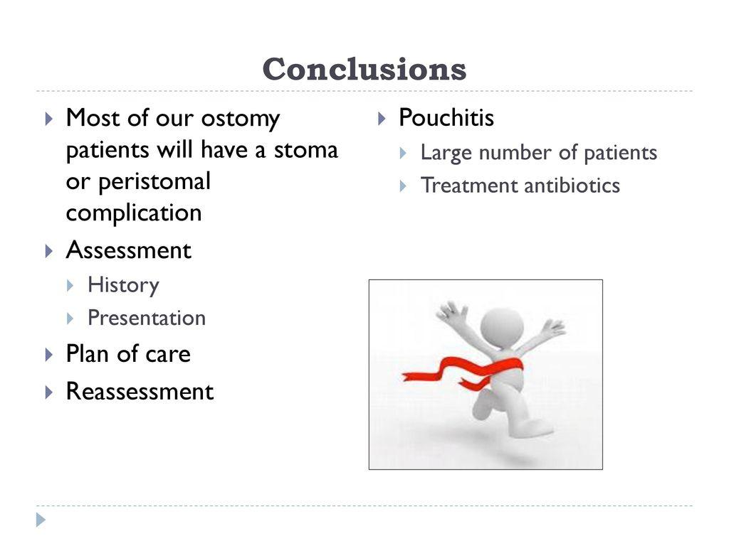 Stoma Amp Peristomal Complications Ipaa Complication Pouchitis