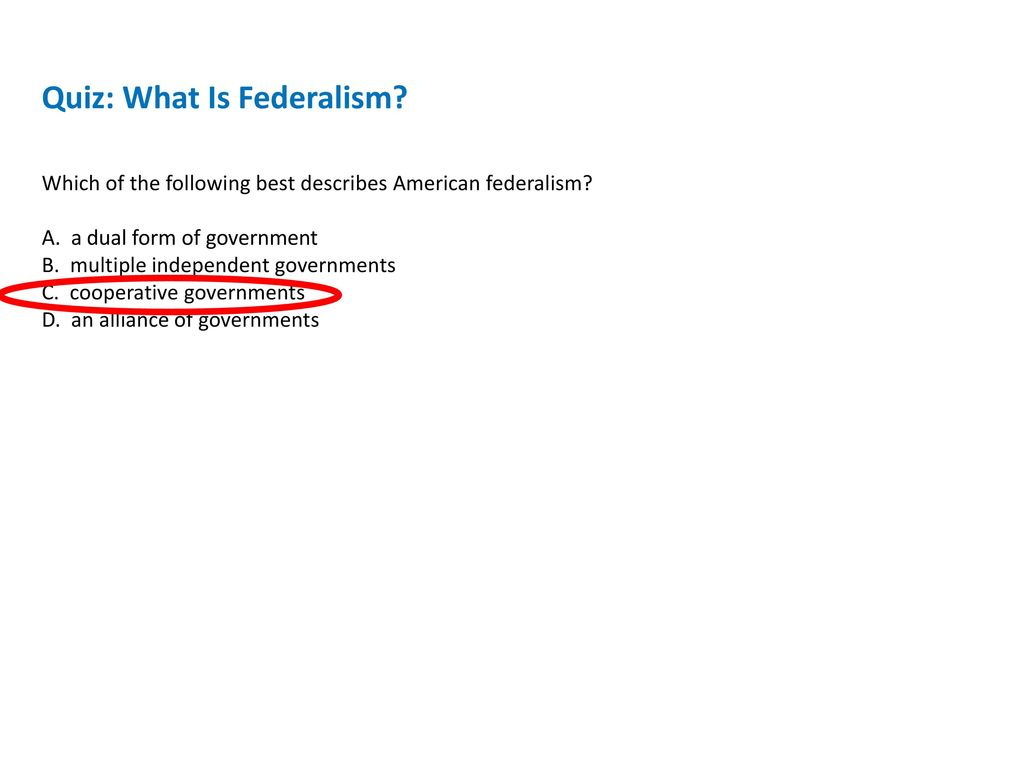 The Federal In Federalism Worksheet Answers Icivics