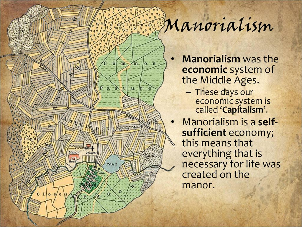 Feudalism Pyramid Of Power Manoralism