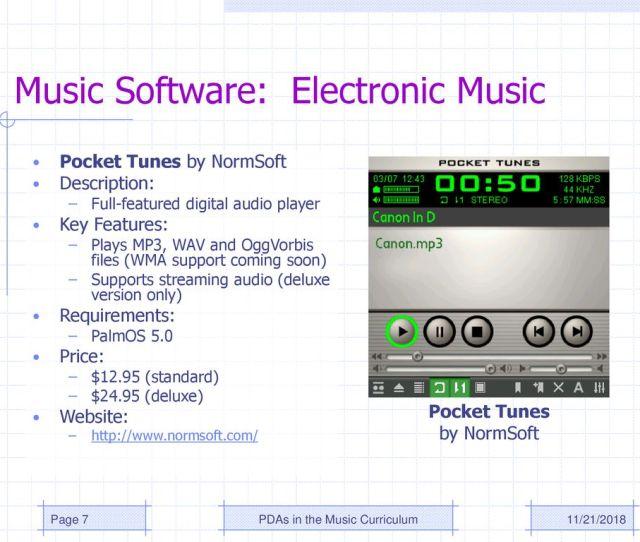 Music Software Electronic Music