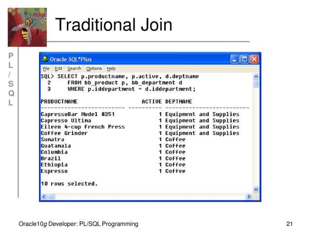 Chapter 22 Introduction to PL/SQL Oracle220g Developer: - ppt download