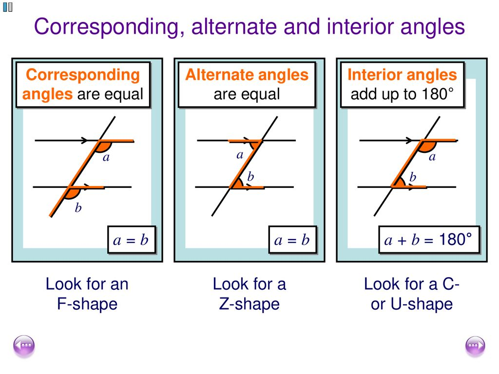 What Do Interior Angles Add Up To