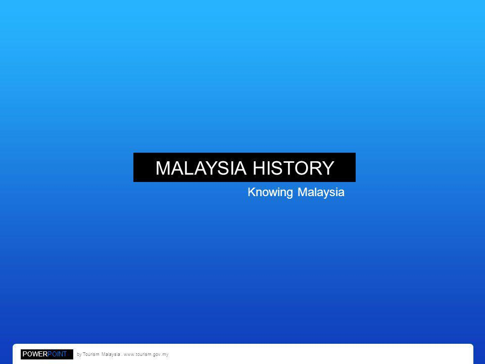 MALAYSIA HISTORY Knowing Malaysia POWERPOINT Ppt Video