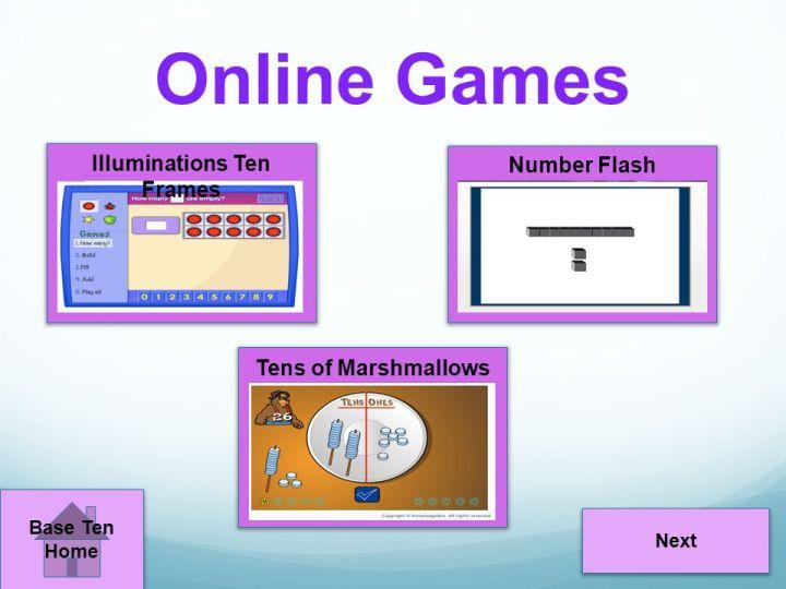 ten frame online games   Framess.co