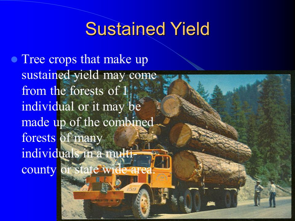 Demand for minerals is increasing world wide as the population increases and the consumption demands of individual people increase. Timber Management Elements Of Forestry Kenneth Williams Ppt Video Online Download