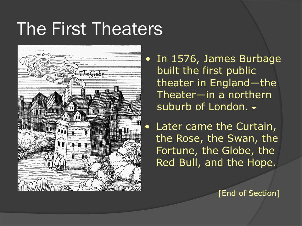 the renaissance theater ppt video