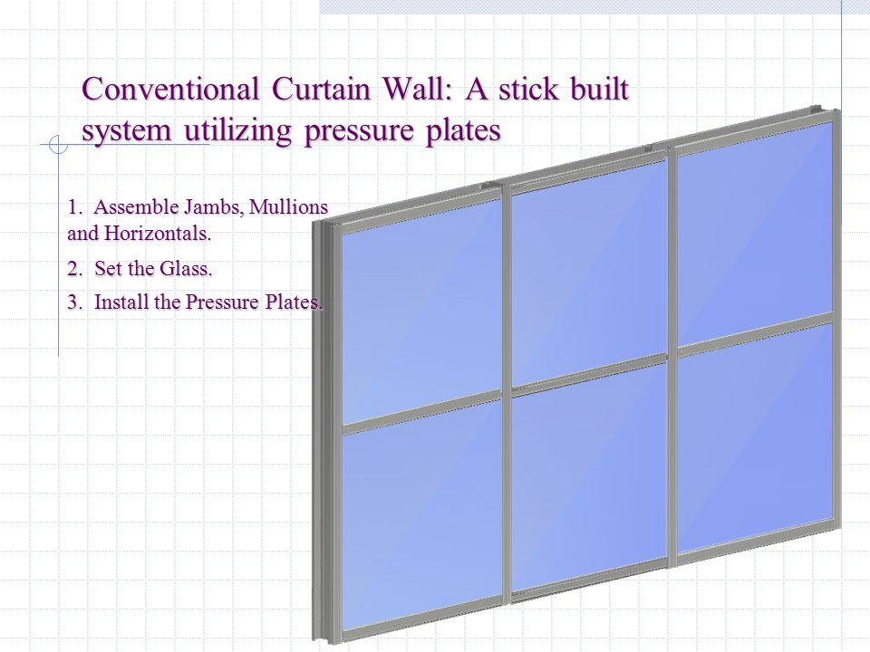 designing with curtainwall and