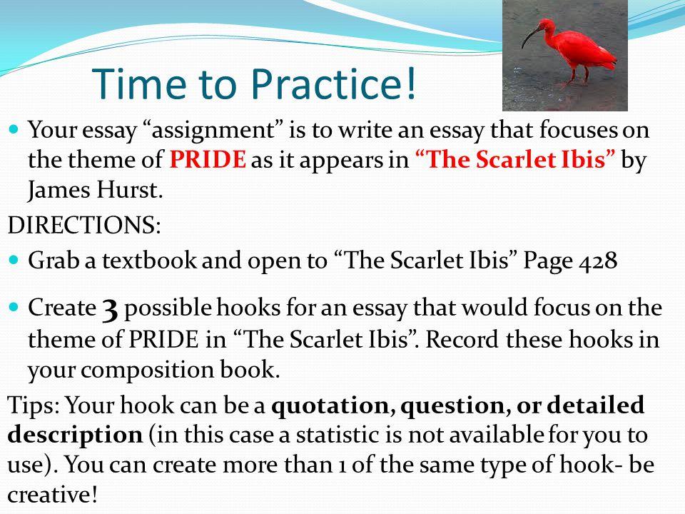 hook strategies writing