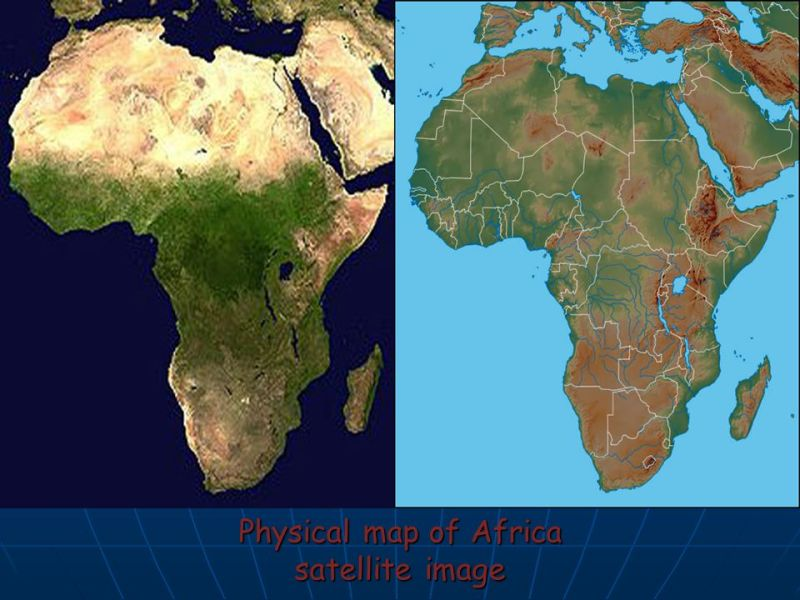 satellite map of africa      4K Pictures   4K Pictures  Full HQ Wallpaper  satellite image of Africa and population density credit to u satellite  image of Africa and population density credit to u SmackleDwarf x Africa  Map and