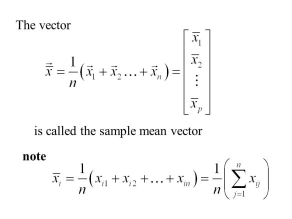 Dimensionality Reduction In Machine Learning: Some mathematical