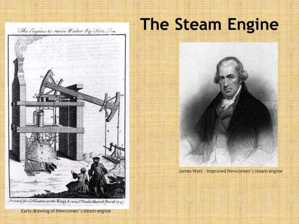Image result for james watt steam engine