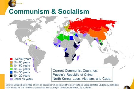 communist countries in the world map » 4K Pictures | 4K Pictures ...