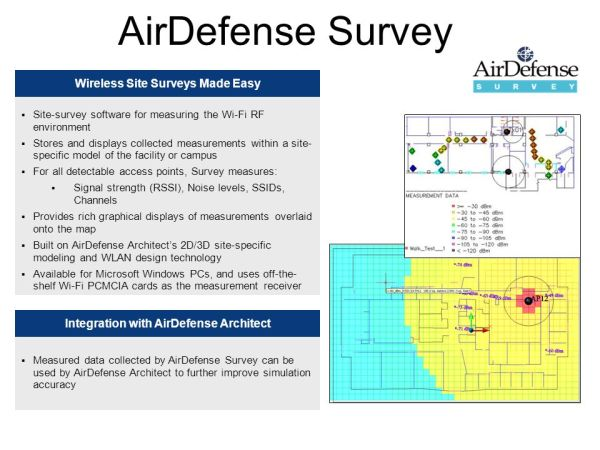 AirDefense's Role in Wireless Security - ppt video online ...