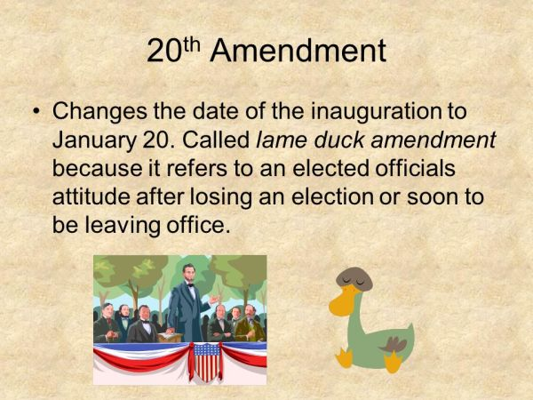 Understanding Amendments ppt download