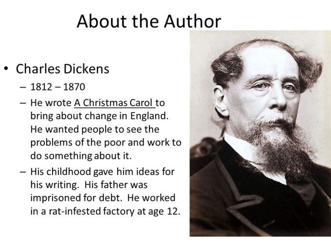 who is the author of christmas carol christmaswalls co - Author Of A Christmas Carol
