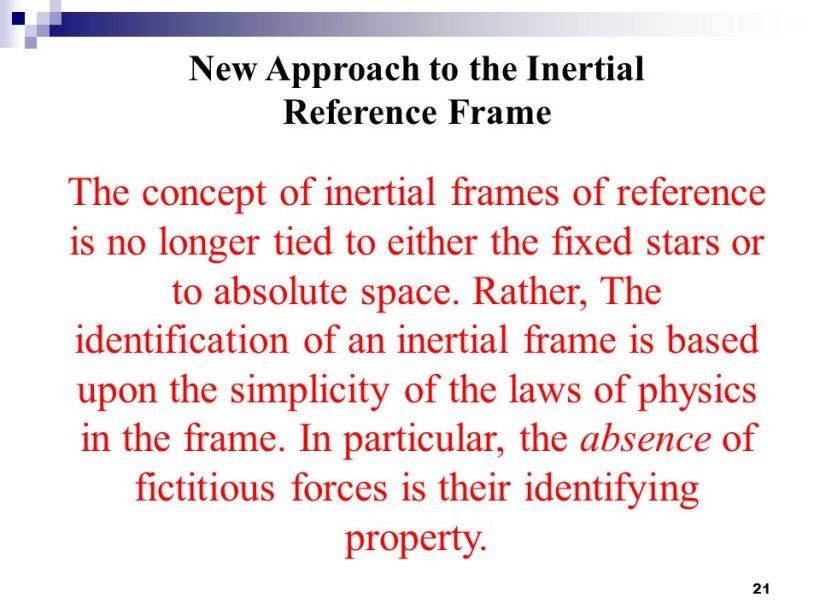 Inertial Reference Frames Ppt | Siteframes.co