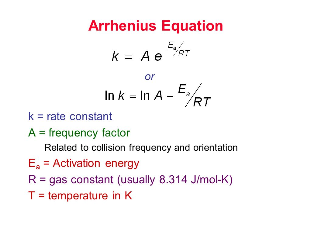 Worksheet For Rates Of Reaction