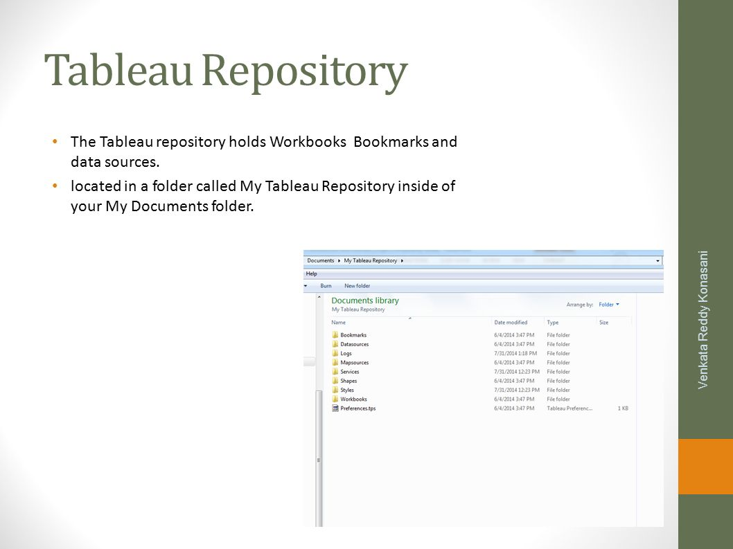 Learning Tableau Step By Step Guide