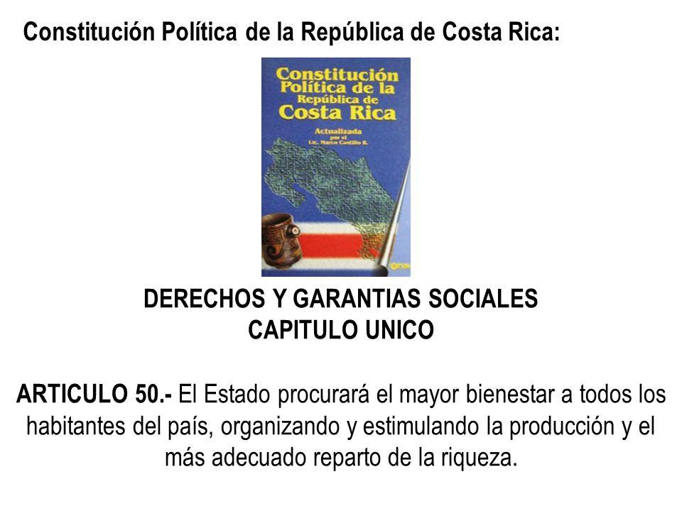 Resultado de imagen para constitucion politica de costa rica