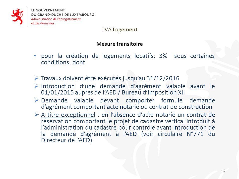 Augmentation De La TVA Au Luxembourg Alain Petry